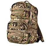 LA Police Gear 3 Day Tactical Backpack for Hunting, Military, Camping,...