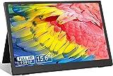 AILRINNI 15,6 Pouces Moniteur Portable - HDMI 1920 x 1080P IPS Full HD Écran...