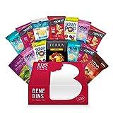 Vegan Snacks Healthy Gift Box Premium Care Package...