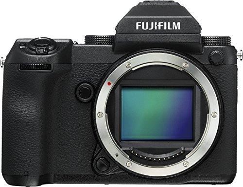富士フイルム GFX 50S 51.4MP ミラーレスミディアムフォーマットカメラ(本体のみ)