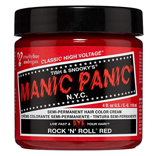 Manic Panic Rock N Roll Hair Dye – Classic High Voltage