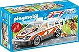 Playmobil 70050 City Life PKW avec lumière et son Multicolore - version allemande