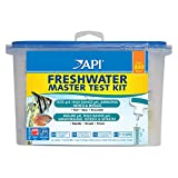API FRESHWATER MASTER TEST KIT 800-Test Freshwater Aquarium Water Master Test Kit, White, Single