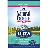 Natural Balance Original Ultra Grain Free Small Breed Bites Dog Food, Chicken Formula, 11 Pounds