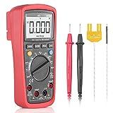 Multímetro digital profesional (red4)