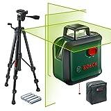 Bosch laser lignes AdvancedLevel 360 Set (ligne laser horizontale sur...