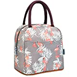 Small Insulated Lunch Bags For Women Girls Cooler Lunch Boxes For Teen Cute Resable Lunch Tote Bag For Picnic School Office Outdoor - Bird