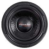 American Bass Usa TNT 1244 1200W Max Dual 4Ω 12' Subwoofer