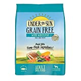 Under The Sun Grain Free Adult Dog Food Made With Whitefish, 23.5 lbs by Under the Sun