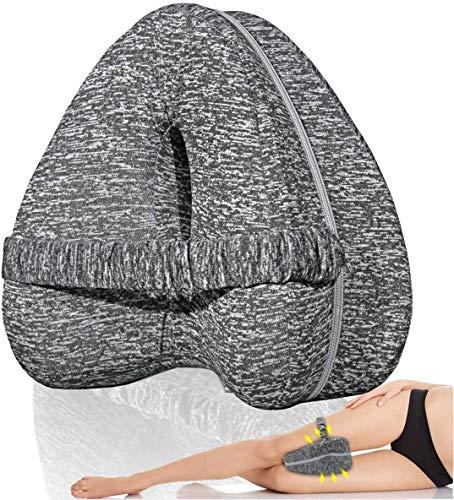 Almohadas posicionadoras de Pierna– Mejor para Pierna, Esp