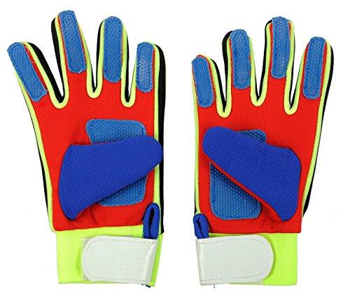 Klapp Full Football Goal Keeper Gloves, Colour May Vary