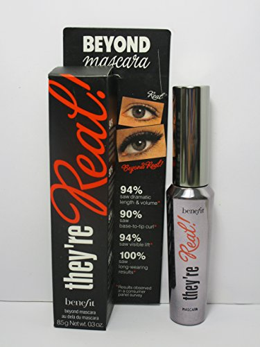 Benefit Cosmetics They're Real! Mascara (BLACK)...