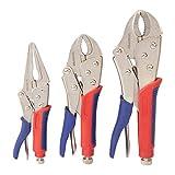 WORKPRO 3-piece Locking Pliers...