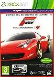 Forza Motorsport 4 est LA révolution du jeu de course automobile : le plus grand nombre de constructeurs, des circuits et des bolides modélisés jusque dans les moindres détails et de nouveaux modes multi-joueurs pour défier vos amis ou des adversaire...