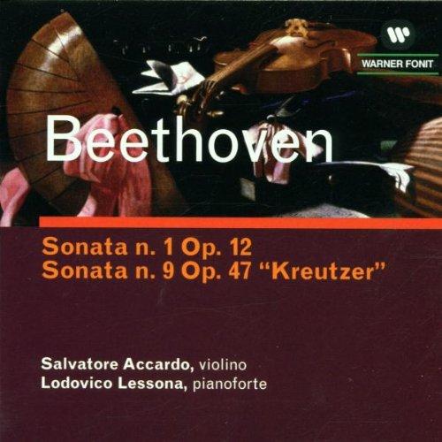 Violin Sonatas 1 Op.12