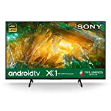 Sony Bravia 108 cm (43 inches) 4K Ultra HD Certified Android LED TV 43X8000H (Black) (2020 Model)