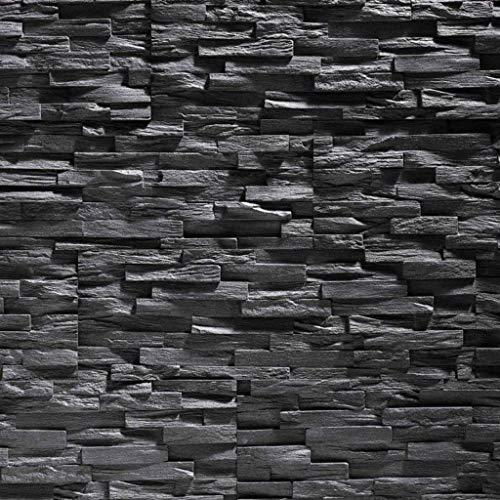 EPS-Schaumstoff Verblendstein UltraLight - Benevento/Wanddekoration / Fliesen/Verblendstein / Wandplatten (Anthracite)