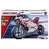 MECCANO - DUCATI MOTO GP - Superbe Réplique Moto Ducati GP - Coffret Inventions...