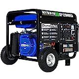 DuroMax XP12000EH Generator-12000 Watt Gas or...
