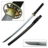 Sugoi Steel Hana (花) Kiku Chrysanthemum (菊) 1045 Carbon Functional Katana Sword