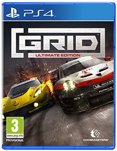 GRID Ultimate Edition (PS4) - English, Spanish, French, German, Italian