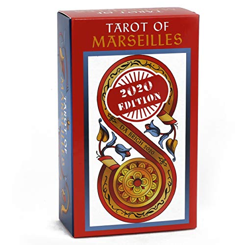 Da Brigh Tarot of Marseilles
