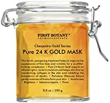 The BEST 24 K Gold Facial Mask 8.8 oz - Gold Mask for Anti Wrinkle...