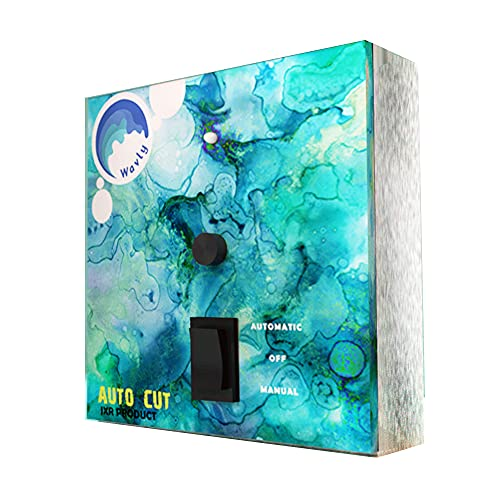 WAVLY Auto Cut, Manual ON, Automatic Off Controller preventing Overflow of Water Tank | Better Than...