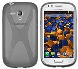 mumbi X-TPU Coque de protection pour Samsung Galaxy S3 mini TPU gel silicone...