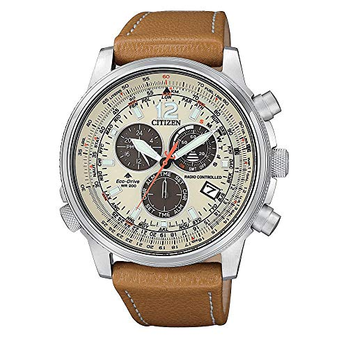 Citizen CB5860-35X Promaster Sky Chronograph 43mm 20ATM
