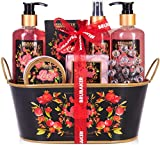 BRUBAKER Cosmetics - Coffret de bain & douche - Fruit de la passion/Love - 12 Pièces...
