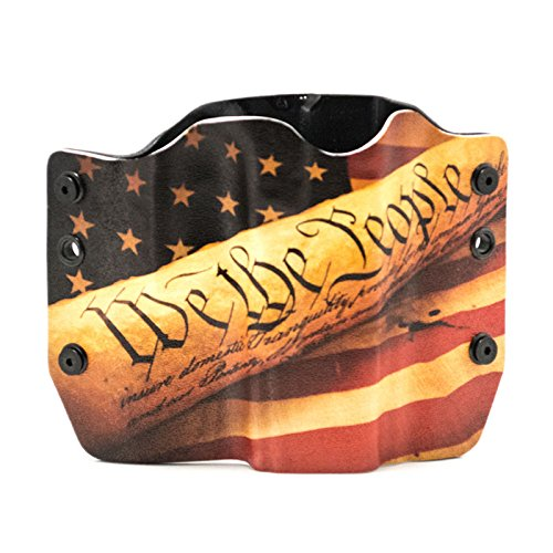 We The People Tan OWB Holster (Right-Hand, Glock 17,19,22,23,25,26,27,28,31,32,34,35,41)