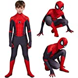 Aodai Kids Costume Compatible Superhero Costume -Suits Kids Halloween Cosplay Costumes 3D Style