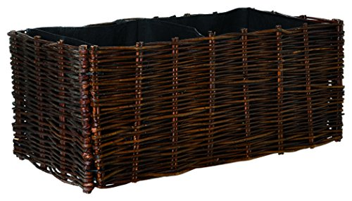 Catral 71080003 - huerto urbano kit planter, 70 x 35 x 30 cm, color marrón