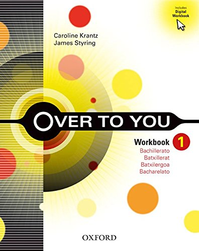 Over to you 1: Work Book - 9780194327077
