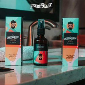 #EverydayHustle Premium Beard Oil for Black and Mixed Men