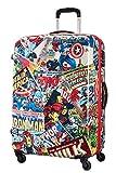 American Tourister Marvel Legends Spinner 75/28 Valigia, 87...