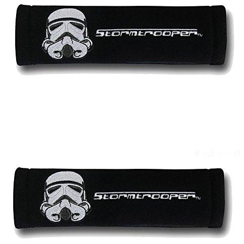 6. Star Wars Stormtrooper Seatbelt Shoudler Pad X 2 pc
