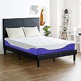 PrimaSleep PR12FM05C Bed_Mattress_Conventional, California King, Cobalt Blue