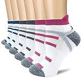 BERING Women's Performance Athletic Running Socks (6 Pack)