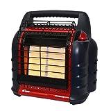 Mr. Heater MH18B Portable Propane Heater, Red