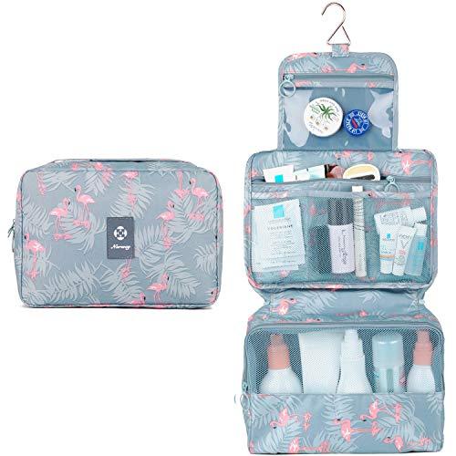 Reise Kulturtasche Zum Aufhängen Kulturbeutel Kosmetiktasche Waschtasche für Kinder Frauen Mädchen Damen