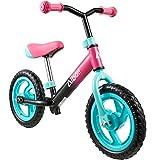 Albott Balance Bike 12' Toddler Training Bike for 18 Months, 2, 3, 4, 5 Year Old Kids Lightweight...