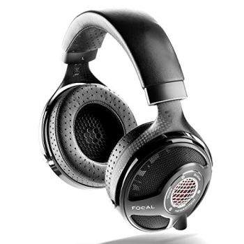 Focal Utopia Open Back Over-Ear Headphones (Black)