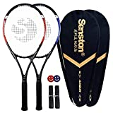 Senston Tennis Racket-27 inch 2 Players Tennis Racket Professional Tennis Racquet,Good Control...