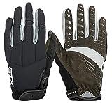 STX Lacrosse Strike Women's Strike Glove, Black, Medium