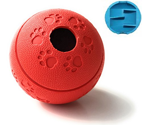 Interactive Treat Dispensing Toy Ball Puzzle for...