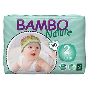 Bimbo ecological disposable diapers