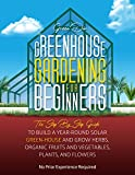 Greenhouse Gardening For...image