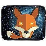 Funda para computadora portátil Funda para maletín con Logo Fox Lindo Funda para maletín para Macbook Pro/Notebook